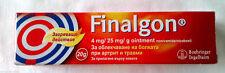 Finalgon Ointment - 20g. - Rheumatism Muscle Joint pain Arthritis Myagla