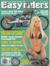 Easyriders Magazine December 2006 - No 402 - Very Good Condition