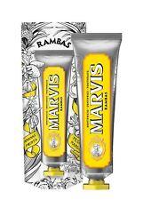 Marvis Wonders De World Rambas Menthe de Luxe Dentifrice - 75ml
