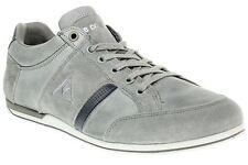 Herren-High-Top Sneaker aus Echtleder