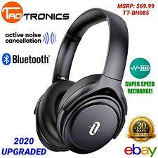 Bluetooth Headphones Active Noise Cancelling TaoTronics TT-BH085 (2020 Version)