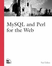 MySql & Perl for the Web by DuBois, Paul , Paperback
