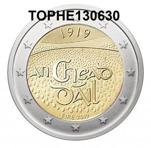 "IRLANDE COMMÉMORATIVE 2019 "" Dáil Éireann "" 2 EURO - NEUVE UNC -"
