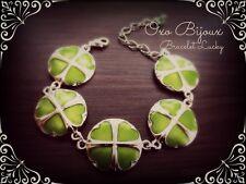 Bracelet artisanal fantaisie - Lucky - Oxo Bijoux