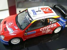 1/43 Autoart Citroen Xsara WRC 2004 S.Loeb/D.Elena #3