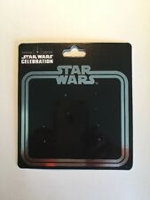 STAR WARS- Celebration VII 7 Anaheim-Return Of The Jedi Pin Card Only (NO PINS)