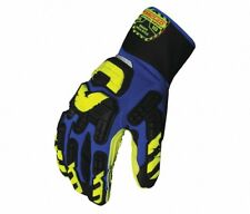 New Size Xl Ironclad Vibram Rigger Insulated Work Gloves Vib-Rigi-05-Xl