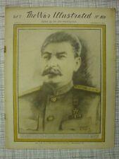 The War Illustrated # 169 (Sparanise, Ceylon, Leros, Kiev, Dispatch Riders, WW2)