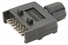 NARVA 82141BL 7 Pin Flat Quickfit Trailer Plug