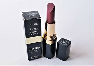 CHANEL Creme Lipstick VELOURS MAUVE / PLUM VELVET