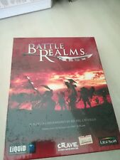 Battle Realms PC NEW No ps1 NES SNES Sega msx Neo Geo NEC Game Boy Fortnite