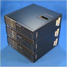 LOT of 3 - DELL Optiplex 7010 SFF Desktop PC, i5-3470 CPU, 8GB RAM, 500GB HDD