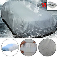 NEW Full Car Cover UV Protection Waterproof Breathable Medium Size M Universal