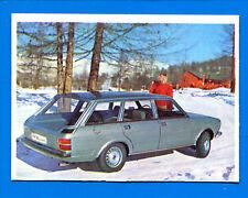 AUTO FLASH - Ed.COX - Figurina/Sticker n. 155 -PININFARINA FIAT 132 GIARDIN.-New