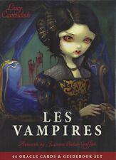 LES VAMPIRES Fortune Telling Tarot Card Deck & Book Set Jasmine Becket-Griffith