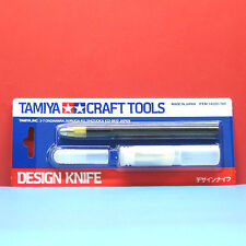 Tamiya #74020 Design Knife with 30 blades [Craft Tools]