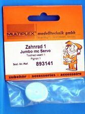 Multiplex Jumbo mc Servo Toothed Wheel 1 893141 modellismo