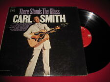 CARL SMITH LP - THERE STANDS THE GLASS - COUNTRY 2 EYE