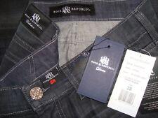 NWT ROCK & REPUBLIC CRAZY B !@#H Skinny Jeans Made in USA Sz 28