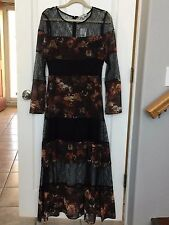 WILLOW & CLAY Women's Long Sleeves Dress Size Small New With Tag