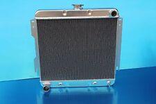 NEW KKS 3 ROW RADIATOR FOR 1962-1965 DODGE 330/440/Polora KKS Radiator v8 engine
