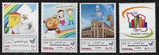 I ran 2011 customized stamps Mi 3189-91 postfrisch kpl. nur gute Qualität
