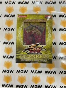 Yu Gi Oh! TCG 5D's Crossroads Of Chaos Special Edition Brand New Factory Sealed