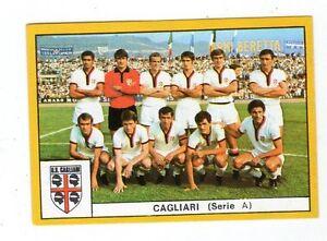 FIGURINA    CALCIATORI    EDIS    1969-70    SQUADRA   DEL  CAGLIARI