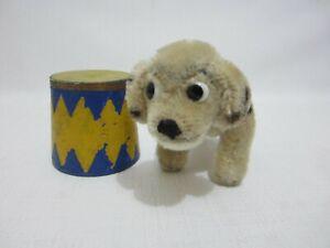 STEIFF Rolly Dalmation Dog Walt Disney Small w Collar 1962 Only Vintage