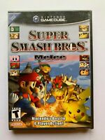 Super Smash Bros Melee (Nintendo GameCube) Not for Resale Sealed !!!!NEW
