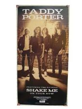 Taddy Porter 2 Sided Poster Shake Me