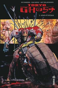 COMICS - TOKYO GHOST > TOME 1 / REMENDER, MURPHY, HOLLINGSWORTH, URBAN