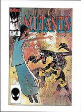 "NEW MUTANTS #27 [1985 FN-VF] ""INTO THE ABYSS"""