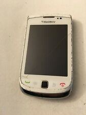 BlackBerry Torch 9800 - White (AT&T) Cellular Smart Phone, Broken