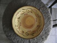 Home Trends Italian Villa salad plate 5 available