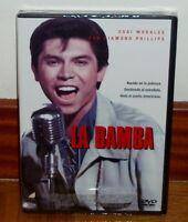 LA BAMBA-DVD-NUEVO-PRECINTADO-NEW-SEALED-COMEDIA-ESAI MORALES (SIN ABRIR) R2