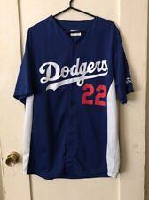 Clayton Kershaw LA Dodgers XL Adult Match Up Promotions Jersey