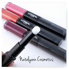 L'Oreal Infallible 24H Lip Colour Duo Lip Colour - NEW SEASON Shade NEW FREE P&P