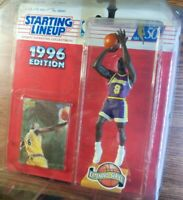 1996 96 Starting Lineup 1996 Extended Series Kobe Bryant Figure, SLU, Rookie RC