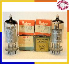 EAF42 / 6CT7 tube, NOS, NIB, 1 pcs TESTED