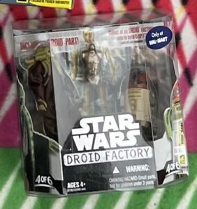 Star Wars Droid Factory 4 of 6