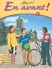 Allez, viens!: Student Edition Level 1A En avant 2004, HOLT, RINEHART AND WINSTO