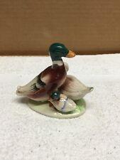 Vintage Group Of Three Ducks Figurine