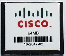 MEM1800-64CF 64MB Flash MEMORY 4 CISCO 1841 1801 1811 Genuine