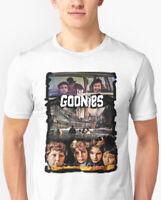 The goonies T Shirt hoodie art mans cult print film 80's truffle willy