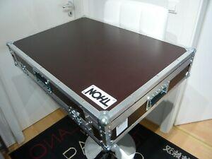 Denon DJ Prime 4 - Thon - Maßgefertigtes Hauben Flight Case / Koffer - NEU -
