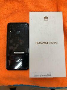 HUAWEI P20 LITE - 64GB - MIDNIGHT BLACK USATO GRADO A