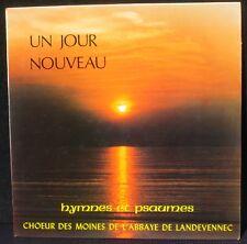 Landevennec Hymnes et psaumes Un jour nouveau Iroise LP & CV NM