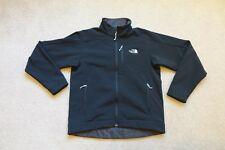 Men's North Face Apex Bionic Softshell Jacket Black sz. Large Used