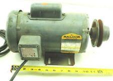 Baldor Industrial Motor L3504m 12 Hp Rpm 1725 Frame 56 115230v 1 Phase Tested